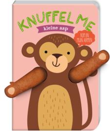 Voorleesboek knuffel me kleine aap