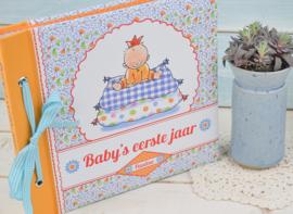 Pauline-Oud     Baby's 1ste jaar