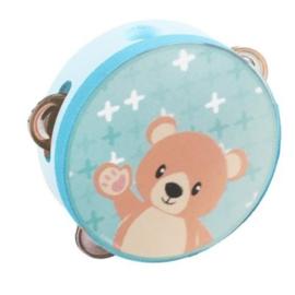Studio Circus tambourin bear