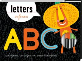 Letters oefenen ABC