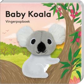 Vingerpopboekje baby Koala