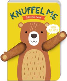 Voorleesboek knuffel me kleine beer