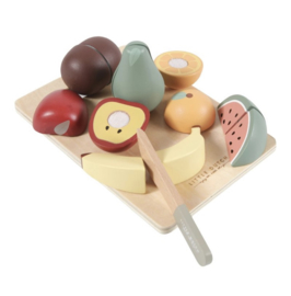Little Dutch houten snijset fruit