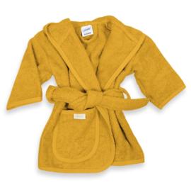 Badjasje ochre geel