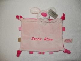 Knuffelhondje Sanne Alina