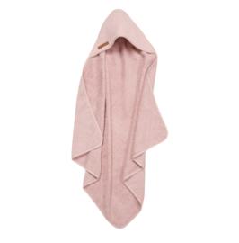 Little Dutch badcape pure pink