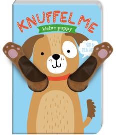 Voorleesboek knuffel me kleine puppy