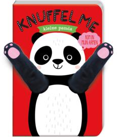 Voorleesboek knuffel me kleine panda