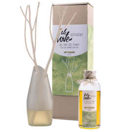 DIFFUSER LIGHT LEMONGRASS 200 ML - WE LOVE
