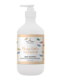 BABY SHAMPOO HAPPY LITTLE HANDSOME  250ML  - THE GIFT LABEL