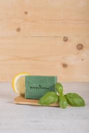 BODY BAR CITROEN & BASILICUM - HAPPY SOAPS