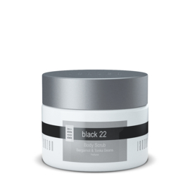 BODY SCRUB BLACK 22 - JANZEN