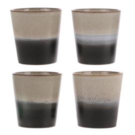 70S CERAMICS COFFEE MUG ROCK