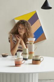 CERAMIC 70'S COFFEE POT