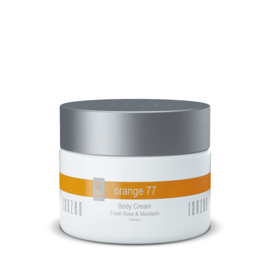 BODY CREAM ORANGE 77 - JANZEN