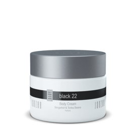 BODY CREAM BLACK 22 - JANZEN