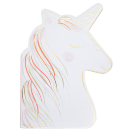 UNICORN STICKER SKETCH BOOK - MERI MERI