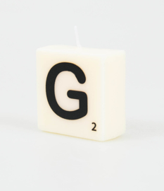 LETTERKAARSJE G - THE GIFT LABEL