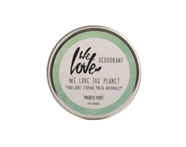 NATUURLIJKE DEODERANT MIGHTY MINT  - WE LOVE