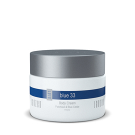 BODY CREAM BLUE 33  - JANZEN