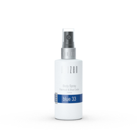BODY SPRAY BLUE 33  - JANZEN