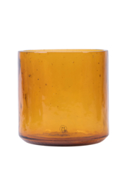 VAAS GERECYCLED GLAS AMBER - ZUSSS