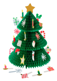 CHRISTMAS TREE ADVENT CALENDER - MERI MERI