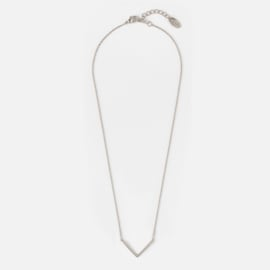 SIMPLE V  NECKLACE - ORELIA
