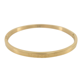 BANGLE MOEDER GOUD - KALLIKALLI
