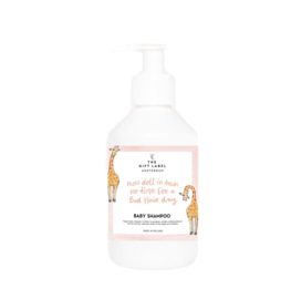 BABY SHAMPOO NEW DOLL IN TOWN  250ML  - THE GIFT LABEL