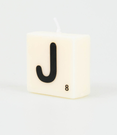 LETTERKAARSJE J - THE GIFT LABEL