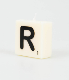 LETTERKAARSJE R - THE GIFT LABEL