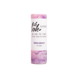 NATUURLIJKE DEODERANT STICK LOVELY LAVENDER - WE LOVE THE PLANET