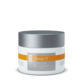 BODY SCRUB ORANGE 77 - JANZEN