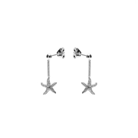 CHAINSTUDS SEASTAR SILVERPLATED - KARMA