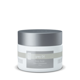 BODY SCRUB GREY 04 - JANZEN