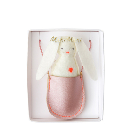 BUNNY POCKET NECKLACE - MERI MERI