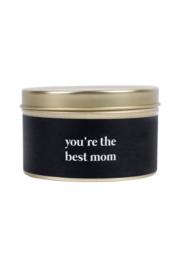 GEURKAARS IN BLIK BEST MOM - ZUSSS
