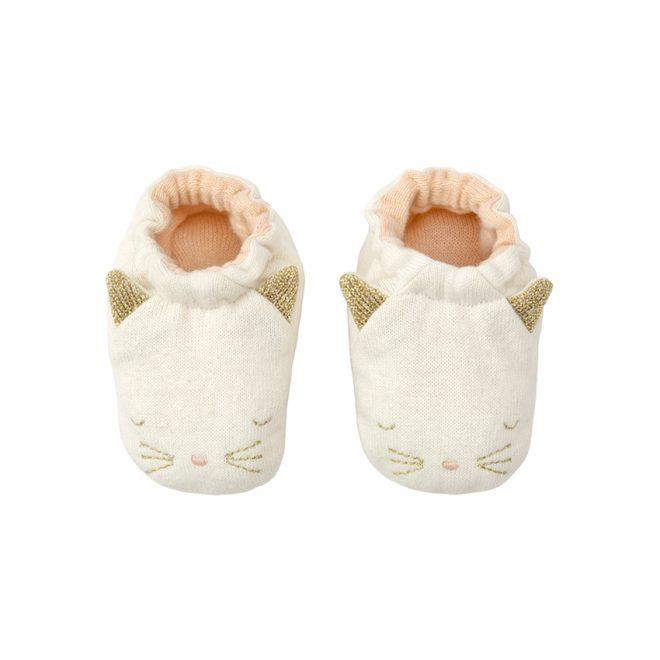 CAT BABY BOOTS - MERI MERI