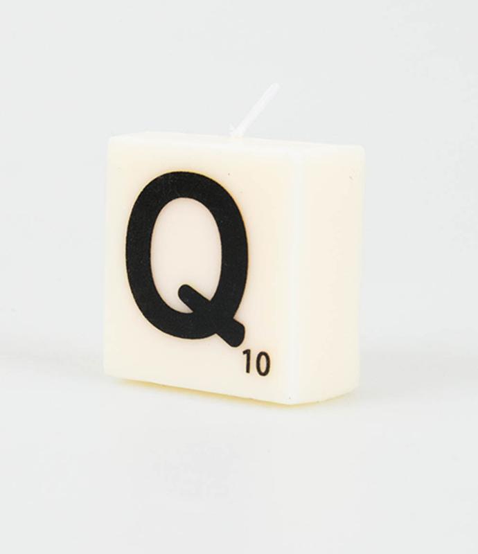 LETTERKAARSJE Q - THE GIFT LABEL