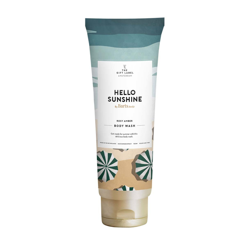 BODY LOTION HELLO SUNSHINE - THE GIFT LABEL