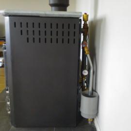 Thermo vulcan  5 kW straling en 14 kW Cv    (Showroom Opruiming)