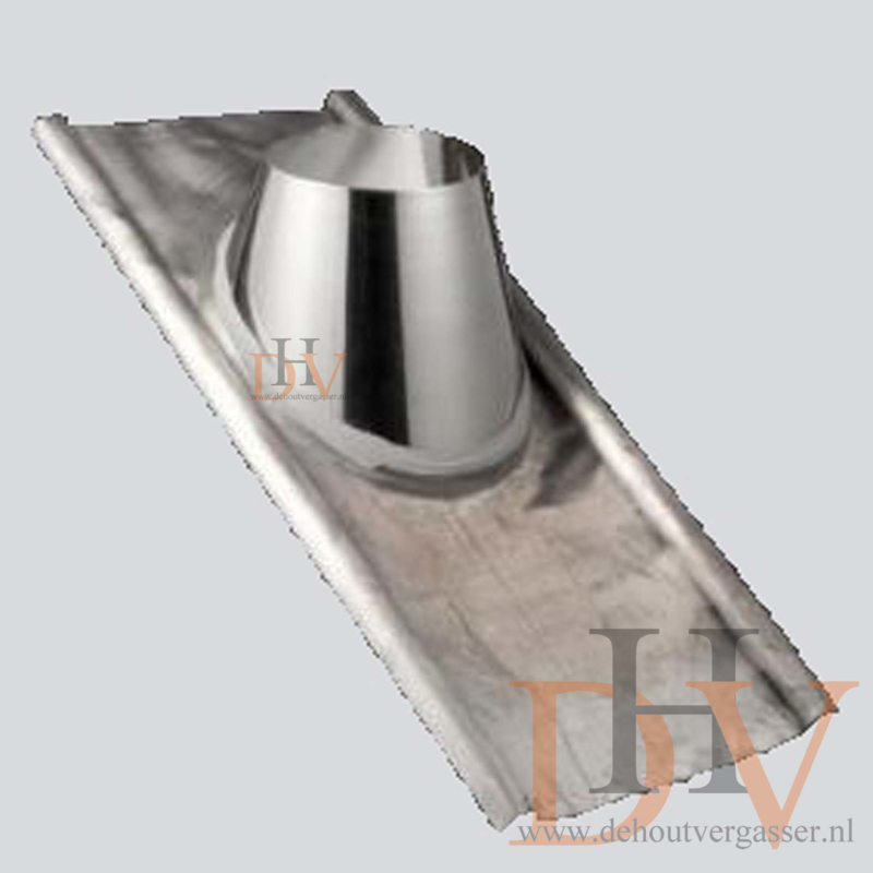 ISOduct Dakdoorvoer loodslab 20-45 graden