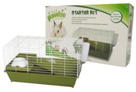 Starterkit konijnenhok