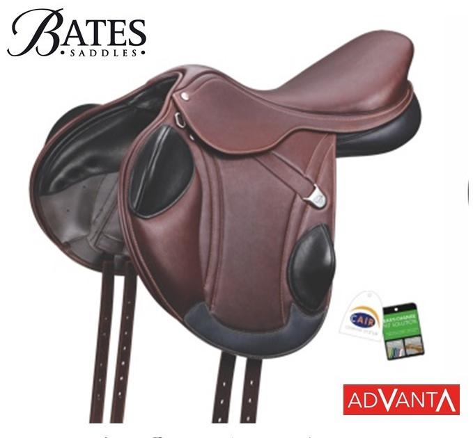 Bates Advanta eventingzadel