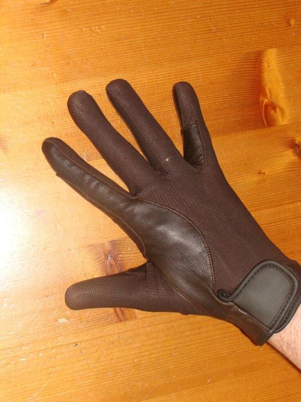 HB lederen handschoenen