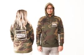 Camouflage Hoodie Hunt Saboteurs
