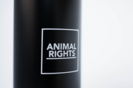 Animal Rights Waterfles