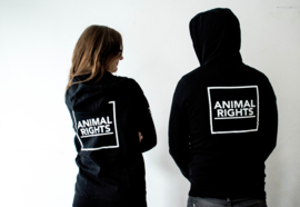Zip-up Hoodie Animal Rights