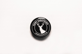 Hunt Saboteurs Button - Hert